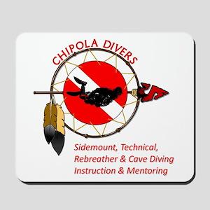 Chipola Divers Mousepad