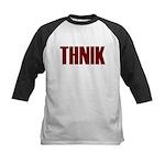 THNIK Kids Baseball Jersey