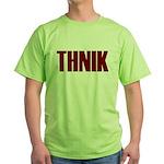 THNIK Green T-Shirt