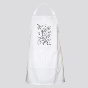 Ancient Waters BBQ Apron