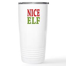 Nice Elf 16 oz Stainless Steel Travel Mug