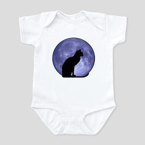 Cat & Moon Infant Bodysuit