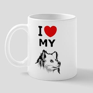 American Eskimo Mug