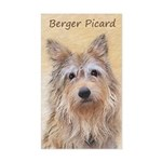 Berger Picard Sticker (Rectangle)