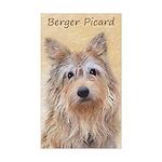Berger Picard Sticker (Rectangle 10 pk)