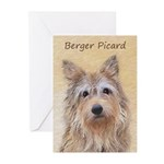 Berger Picard Greeting Cards (Pk of 20)