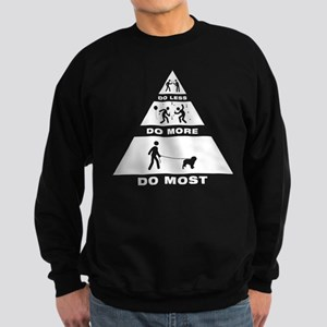 Spanish Water Dog Sweatshirt (dark)