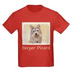 Berger Picard Kids Dark T-Shirt