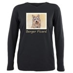 Berger Picard Plus Size Long Sleeve Tee