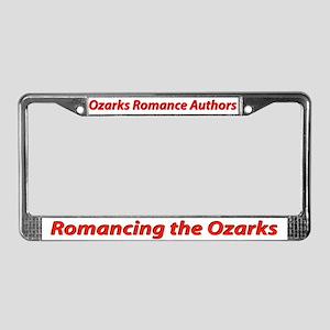 ORA License Plate Frame
