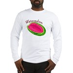 Watermelon Long Sleeve T-Shirt