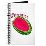 Watewrmelon Notebook