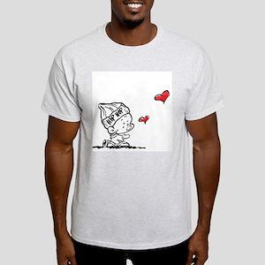 Hip Hoppin Couple Light T-Shirt