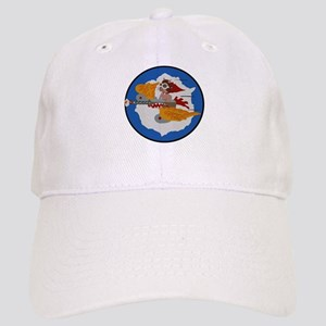 WWII Tuskegee Airmae Red Tail 301st FG Fighter Cap