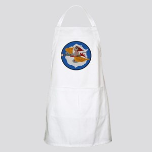 WWII Tuskegee Airmae Red Tail 301st FG Fight Apron