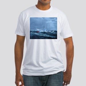USCG Ingham Fitted T-Shirt
