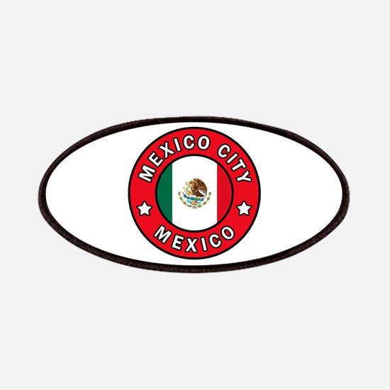 Mexico City Patch