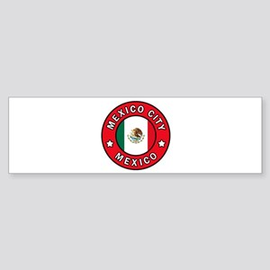 Mexico City Bumper Sticker