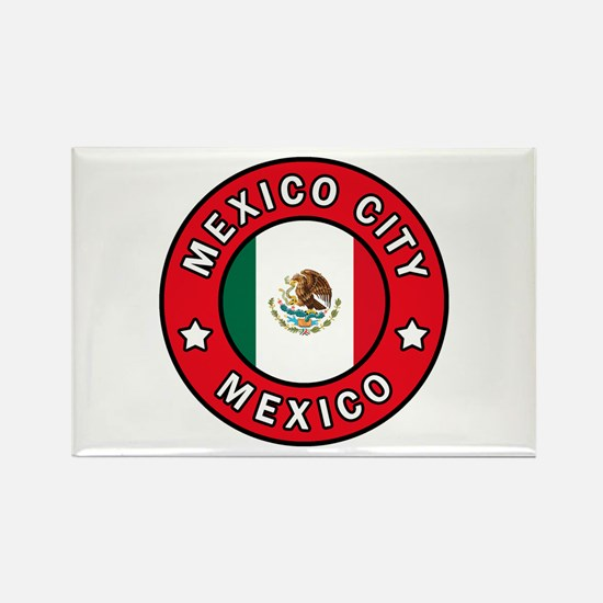 Mexico City Magnets