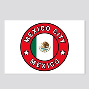 Mexico City Postcards (Package of 8)