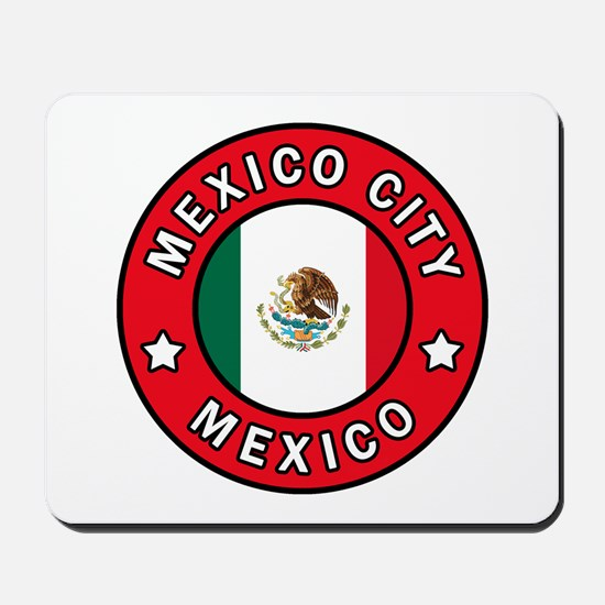 Mexico City Mousepad