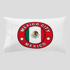 Mexico City Pillow Case