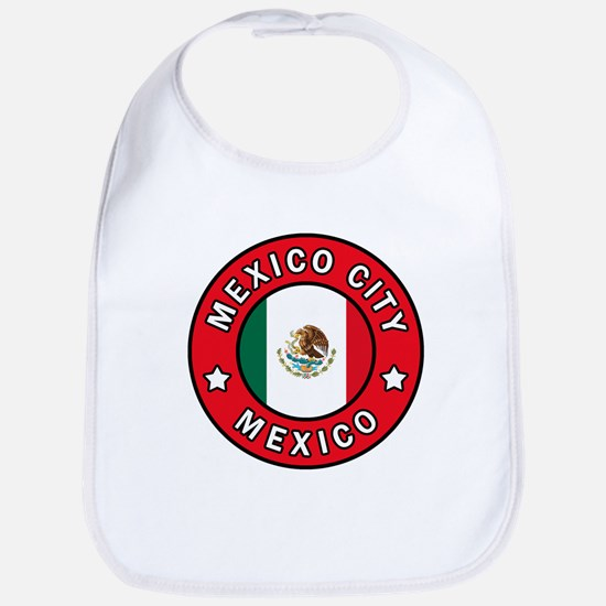 Mexico City Bib