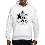 Ingles Family Crest Hooded Sweatshirt