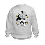 Ingles Family Crest Kids Sweatshirt