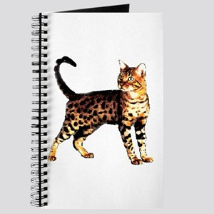 Bengal Cat: Raja Journal