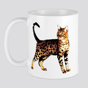 Bengal Cat: Raja Mug