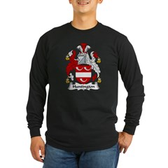 Huntington Family Crest T