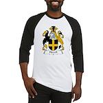 Hovell Family Crest Baseball Jersey