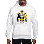 Hovell Family Crest Hooded Sweatshirt