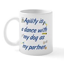 Agility Dance Mug