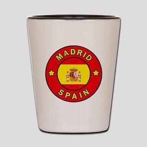 Madrid Shot Glass