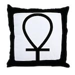 Anht Throw Pillow