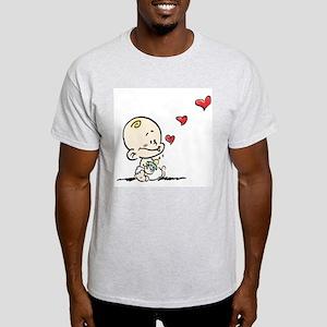 Tiny Tots Couple Light T-Shirt