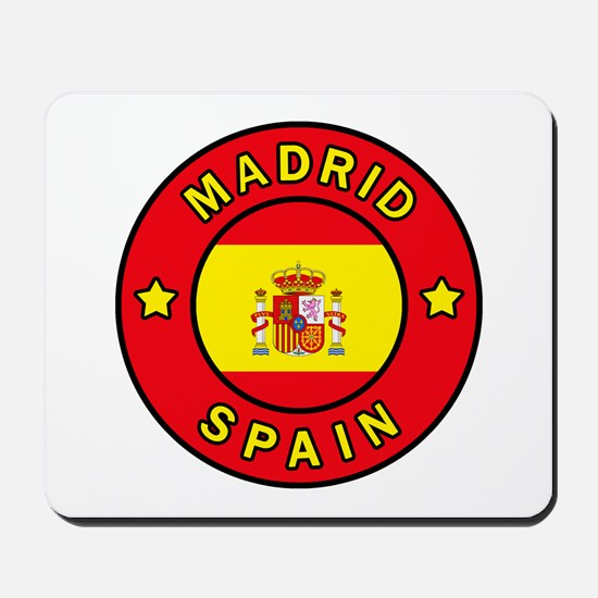 Madrid Mousepad
