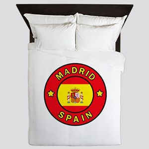 Madrid Queen Duvet