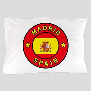 Madrid Pillow Case