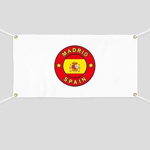 Madrid Banner