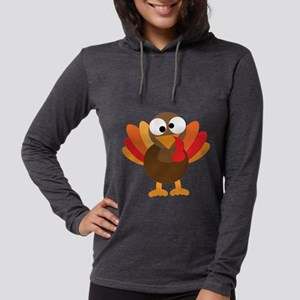 Funny Thanksgiving Turkey Long Sleeve T-Shirt