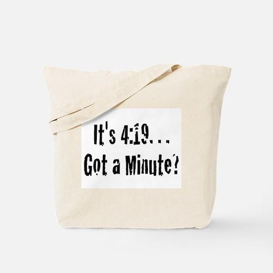 420... Need I say More? Tote Bag
