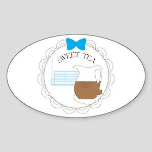 Sweet tea Sticker