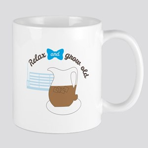 Retirement relax grow old Mugs