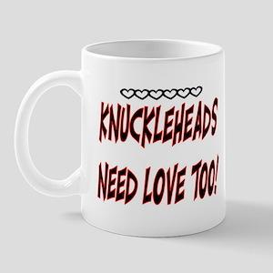 KNUCKLEHEADS.. Mug