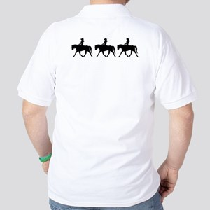 Three Cute Cowgirls Golf Shirt