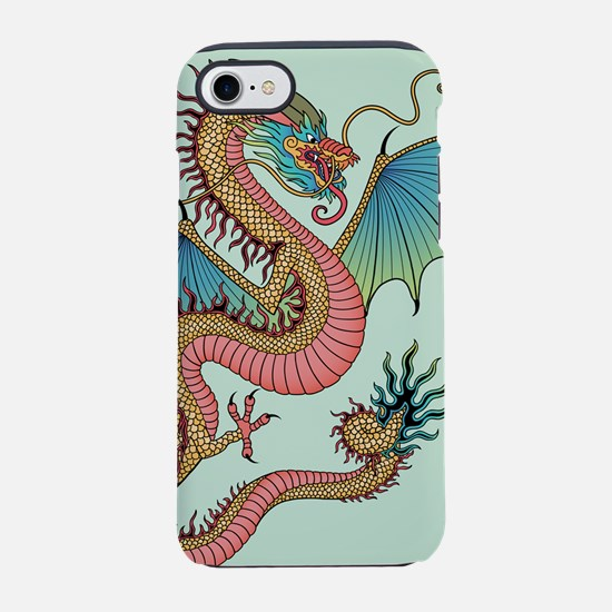 Chinese Dragon iPhone 7 Tough Case