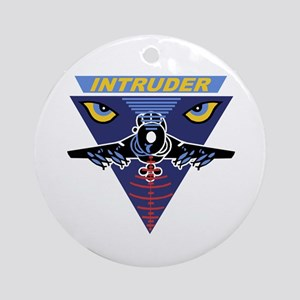A-6 Intruder Ornament (Round)